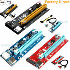 PCI-E Express USB 3.0 Pcie 1x To 16x Extender Riser Card Adapter Mining Cable