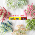Real Touch Artificial Silk Fake Flowers Bride Wedding Bouquet Home Party Decor