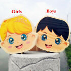 Kyпить Kids Tooth Wooden Storage Box Boy&Girl Save Milk Teeth Baby Hair Keepsake Gifts на еВаy.соm