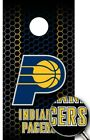 Indiana Pacers Cornhole Wrap NBA Decal Sticker Surface Texture Single W35 on eBay