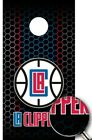 Los Angeles Clippers Cornhole Wrap NBA Decal Sticker Surface Texture Single W48 on eBay