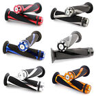 "MOTORCYCLE 7/8"" HAND GRIPS HANDLEBAR FOR SUZUKI GSX-R 600 750 1000 HONDA CBR250R $10.53 USD on eBay"