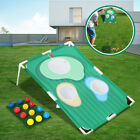 Swing Rod Hitting Net Indoor Golf Practice Board Golf Training Aid Straw Mat