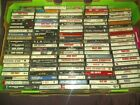 YOU PICK Rock Pop Cassette Tapes Pop 70 s 80s 90s Free Shipping lot 1 8-2