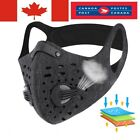 Sport mask [Original Neoprene material], 2 breathing valves-Reusable