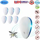 6X Ultrasonic Pest Repeller Indoor Plug-in Pest Repellent Mosquito Rat Repellent