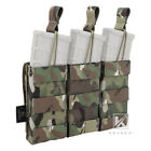 KRYDEX Triple 5.56 .223 Open Top Mag Pouch Tactical Magazine Hold Carrier MOLLE
