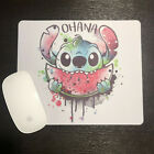 Stich   Lilo & Stich   Mouse Pad   Custom Mouse Pad   Gifts   Premium Mouse Pads