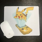 Game Boy Pikachu   Mouse Pad   Custom Mouse Pad   Gifts   Premium Mouse Pads
