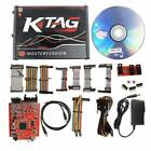 KESS V2 V5.017 KTAG V7.020 No Tokens Red Tool Kit Master Online ECU Tuning OBD