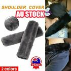 2x Car Safety Seat Belt Strap Pad - Harness Shoulder  Cushion Cover D7