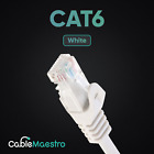 CAT6 Patch LAN Network Cable RJ45 Ethernet Modem Internet Cord 1.5-50FT Lot