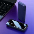 New 900000mAh Ultra thin Portable Power Bank Dual USB External Battery Charger