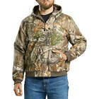 Magellan Outdoors Hoodie Jacket Camouflage Long Sleeve Cotton for Men Hunting