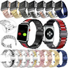Stainless Steel Band Strap For Apple Watch 5 4 3 2 1 Iwatch Series 6 Se 40/44mm