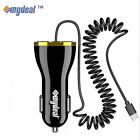 For Samsung Galaxy S20 Ultra S10 S9 Plus Fast Type-c Charger Rapid Car Charger