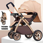 Newborn Baby Pram Car Seat Pushchair System Stroller Lightweight Carrycot /