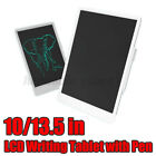 Portable LCD Graphic Tablet Writing Pad Kid DIY Digital Drawing Work Board