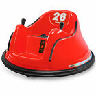 Kidzone Kids ASTM-certified Electric 6V Ride On Bumper Car W/ Remote Control