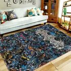 Batman Area Rug Geeky Carpet Floor Decor