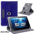 360 Rotating Universal Stand Case Cover for 7 Inch Tablets SAMSUNG LENOVO HUAWEI