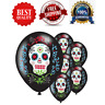 BEST Latex Baloons High Quality with Black & Number of 100pc's Kit For Christmas