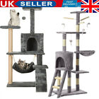 Cat Tree Pet Bed Climb Tower Kitten Scratching Scratcher Post Activity Centre🔥
