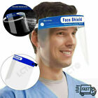 Safety Face Shield Full Face Clear Anti Fog Transparent Work Industry E 261