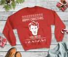 Shane MacGowan Yer Arse Christmas Jumper - Pogues Sweatshirt Funny Xmas Party