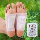 Bamboo Vinegar Foot Patch Wormwood Cleansing Nursing Detox Feet Pads Adhesive 0