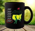 Tiger Woods Masters Golf Tour 2020 Coffee Mug