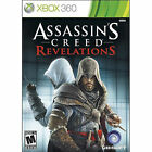 Assassin's Creed: Revelations UBI Soft Video Game Used - Good