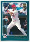 ALBERT PUJOLS 2001 TOPPS TRADED #247 RC ROOKIE CARDINALS ANGELS MINT $100