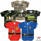 INFANT PRINTED ONE-PIECE BODYSUITS-100%COTTON-SNAP CLOSURE-VARIETY SIZES-COLORS