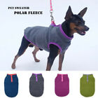 Chihuahua Dog Clothes Winter Warm Fleece Sweater Soft Thick Costume Vest Jacket