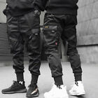 Внешний вид - Men Casual Streetwear Joggers Cargo Pants Sweatpants Combat Sport Urban Trousers