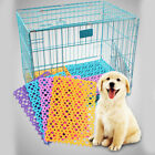 5 Color Pet Mats Breathable Dog Cage Mat Non-slip Fit All Animals Rabbit Cat W2