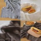 New 4 Colors Cotton Tablecloth Photographed Background Cloth Napkins  Dining