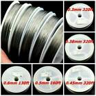 DIY 1Roll-100m Strong Stainless Steel Beading Wire Tiger Tail For Jewelry Making