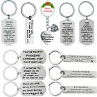 Mothers+Day+Valentine+Gift+For+Her+Mum+Dad+Brother+Birthday+Love+Keyring+Present
