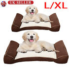 Deluxe Orthopaedic Soft Dog Pet Warm Sofa with Detachable & Washable Cover L/XL
