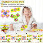 3pcs Suction Cup Spinning Top Insect Animal Spinner Baby Classic Play Toy Gift