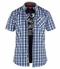 D555 Men's Clifton Regular Short Sleeve Cotton Shirt  T Shirt Pack Top Tops