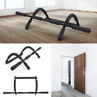Fitness Pull Up Bar Ceiling Mounted Exercise Up Workout Bar Heavy Gym Home
