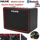 NUX MIGHTY LITE BT Mini Portable Electric Guitar Amplifier Amp Bluetooth Speaker