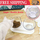 Non-slip Pet Bowls with Raised Stand Dog Cat Food Water Feeding Station Tool