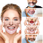 Unisex Funny 3D Printed Face Mask Reusable Breathable Washable Mouth Protection