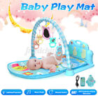 3In1 Infant Baby Activity Musical Gym Piano Playmat Carpet Toddler Kid Play Toys