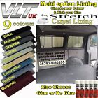 Camper Van Lining Carpet 4 Way Stretch Vw T6 5 Transporter Caddy Transit Trimfix