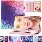 PU Leather Wallet Book Case Cover Stand for Samsung Galaxy Tab 4 A E S7 S6 Lite
